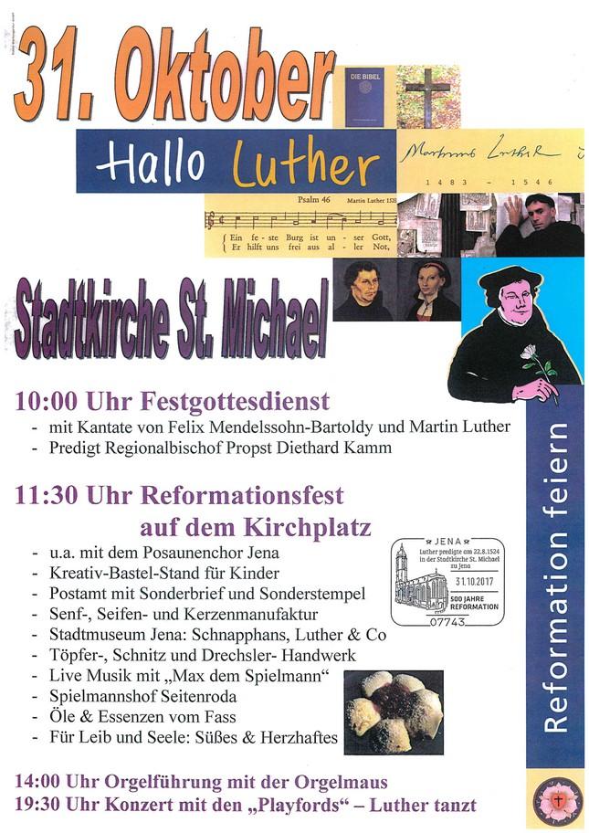 500 Reformation Stadt