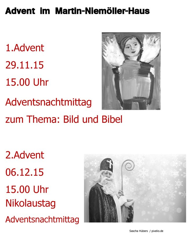 Advent im Martin