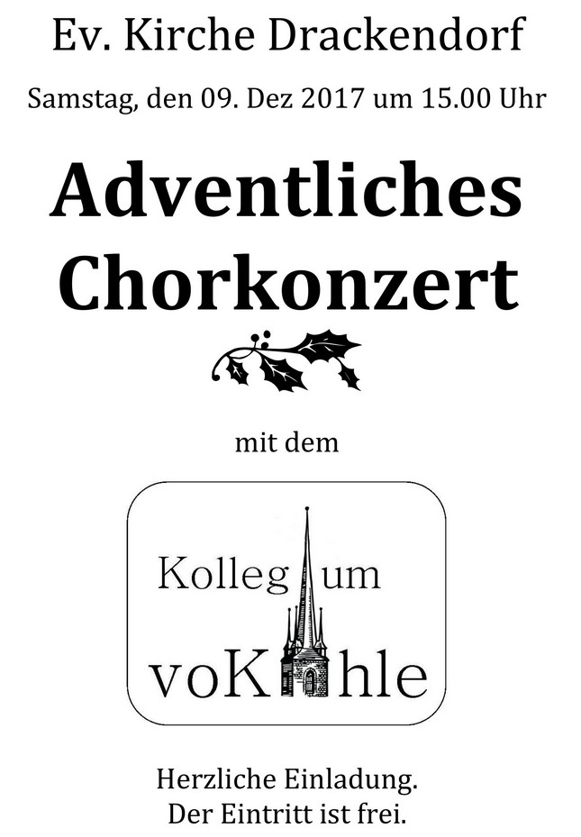 Drackendorf Jena- KollvoK (Advent)
