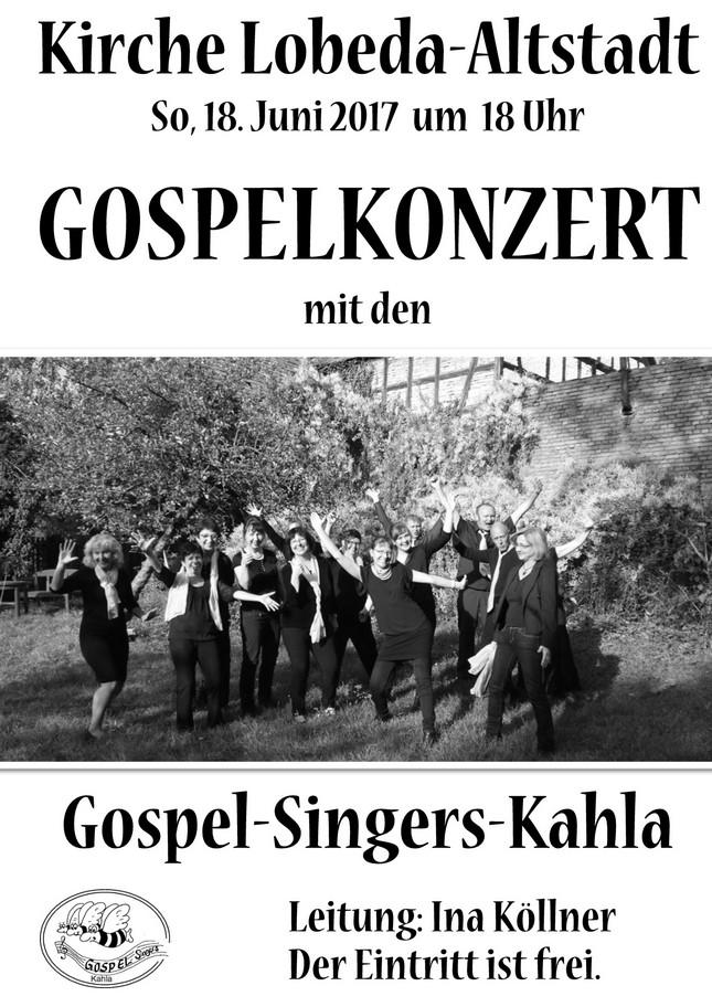 Gospel-Singers Lobeda-Altstadt