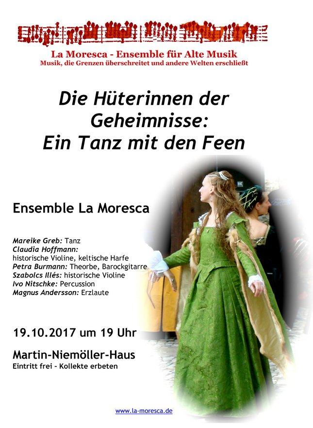La Moresca mit Tänzerin 19_10_17
