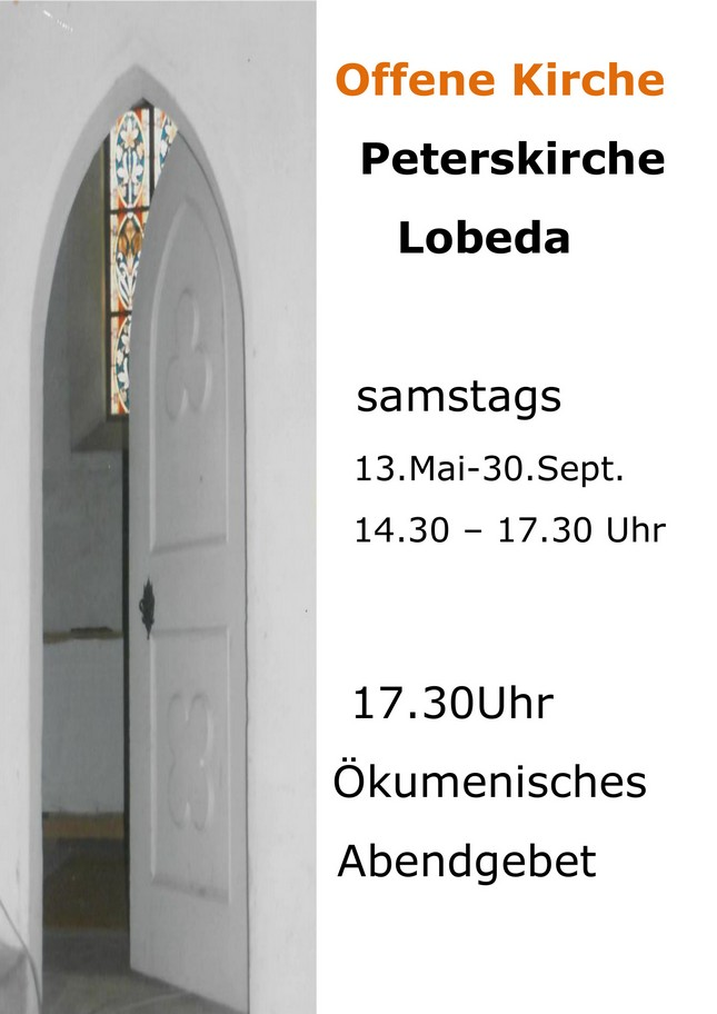 Offene Peterskirche