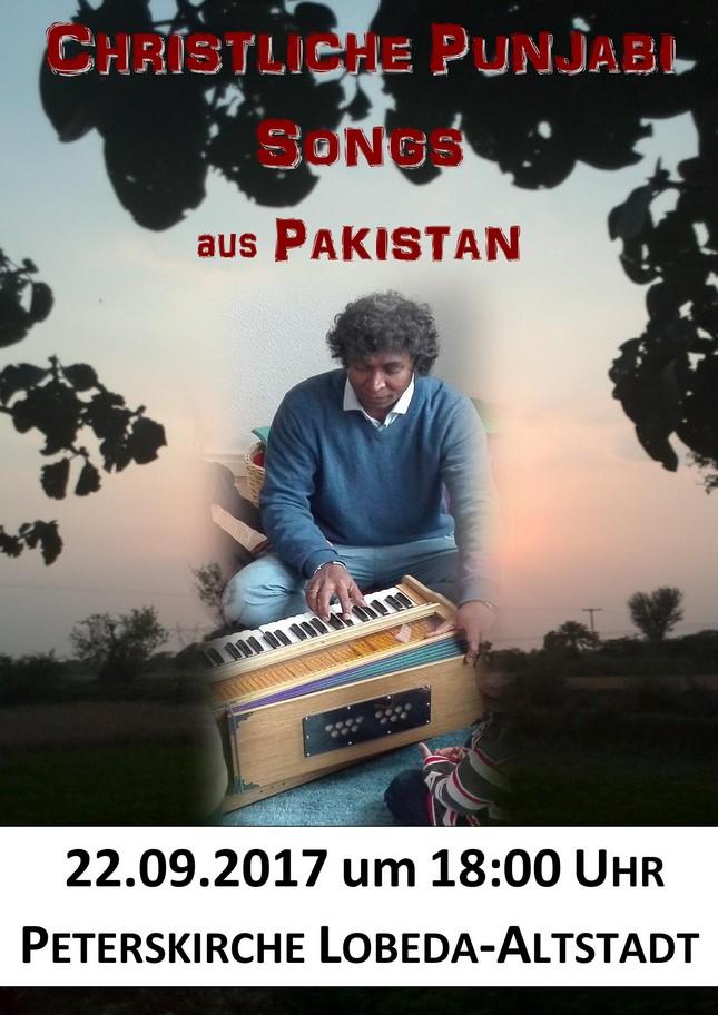 Plakat Ejaz Konzert